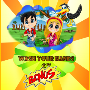 Wash your hands song MP3 download